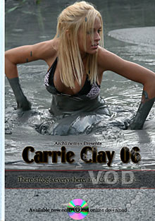 Carrie Clay 06 Box Cover