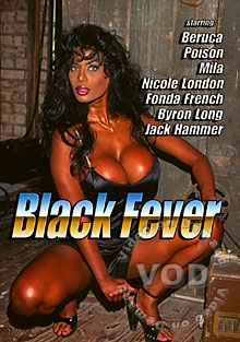 Black Fever Box Cover