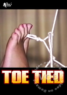 Toe Tied Box Cover