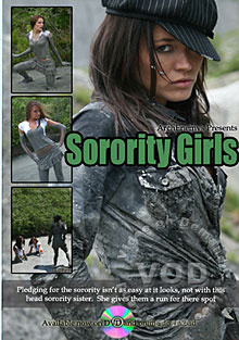 Sorority Girls Box Cover