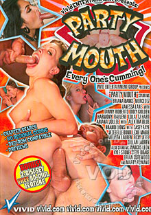Party Mouth Box Cover