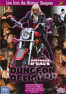 Mistress Real - Dungeon Delights Box Cover
