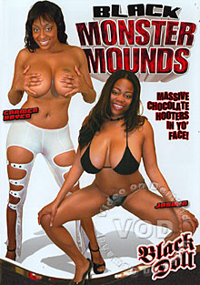 Black Monster Mounds Box Cover