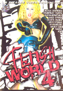Fetish World 4 Box Cover