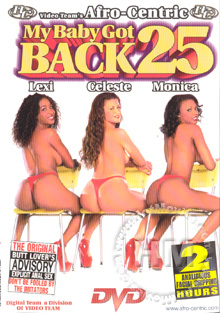 My Baby Got Back! 25 Box Cover