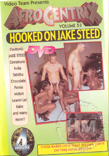 AfroCentrix Volume 53 - Hooked On Jake Steed Box Cover