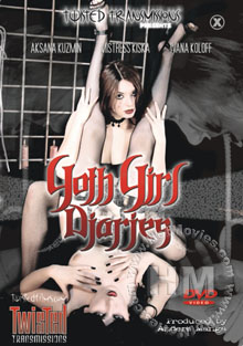 Goth Girl Diaries Box Cover