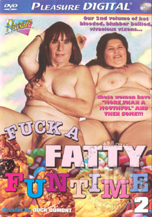 Fuck a Fatty Funtime 2 Box Cover