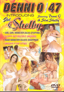 Denni O Number 47 - Introducing Slut Shelby Box Cover