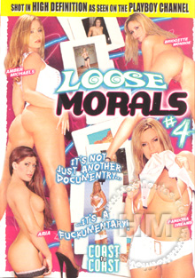 Loose Morals #4 Box Cover