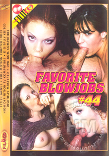 Favorite Blowjobs #44 Box Cover
