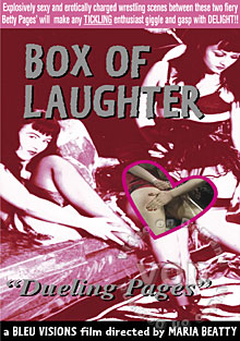 Box Of Laughter : Dueling Pages Box Cover