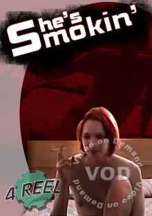 She's Smokin' Box Cover