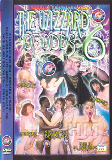 The Wizzard of Odds 6 Box Cover
