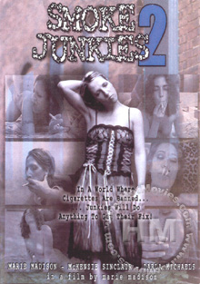 Smoke Junkies 2 Box Cover