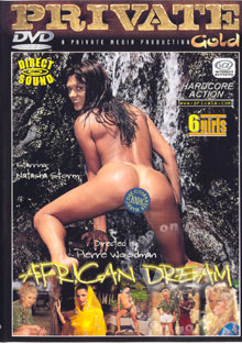African Dream Box Cover