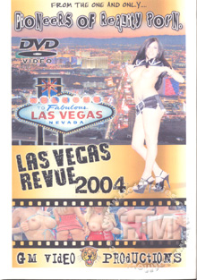 Las Vegas Revue 2004 Box Cover