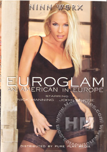 Euroglam- An American In Europe Box Cover