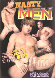 Nasty Men Box Cover