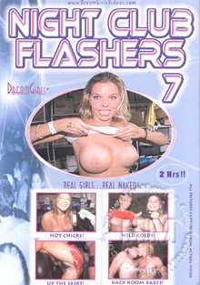Night Club Flashers 7 Box Cover