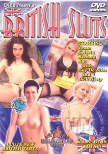 British Sluts Box Cover