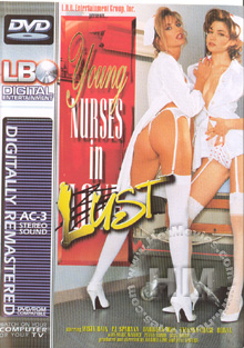 Young Nurses In Lust Box Cover