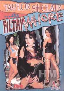 Taylor St. Clair AKA Filthy Whore Box Cover