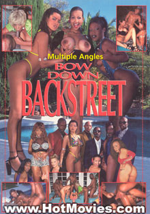 Bow Down Backstreet Box Cover