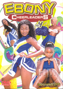 Ebony Cheerleaders Part 4 Box Cover