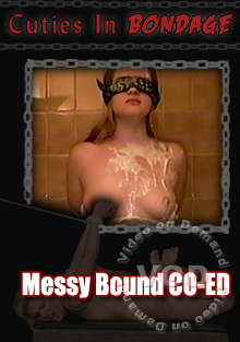 Messy Bound CO-ED Box Cover