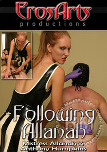Following Allanah Box Cover