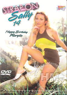 Strap-On Sally 14 - Happy Birthday Marylin Box Cover