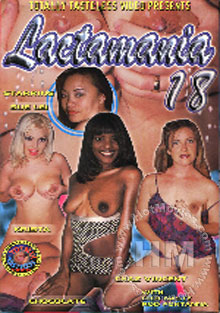 Lactamania 18 Box Cover