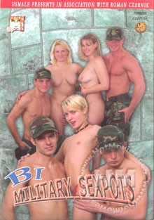 Bi Military Sexpots Box Cover
