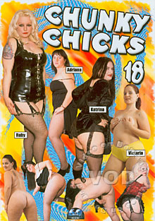 Chunky Chicks 18 Box Cover