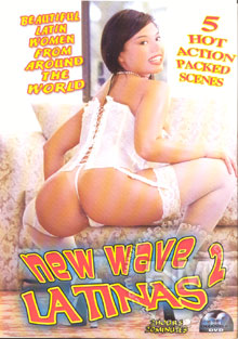 New Wave Latinas 2 Box Cover