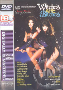 Witches Are Bitches Box Cover