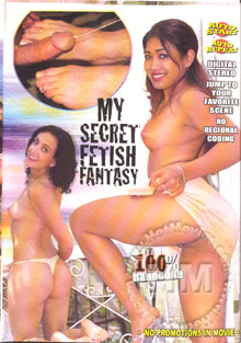My Secret Fetish Fantasy Box Cover