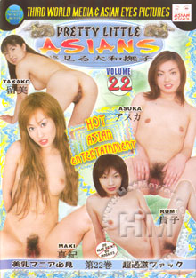 Pretty Little Asians Volume 22 Box Cover