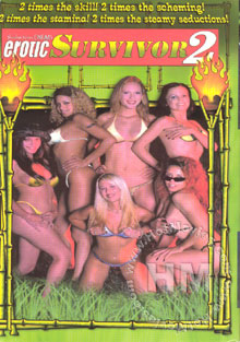 Erotic Survivor 2 Box Cover