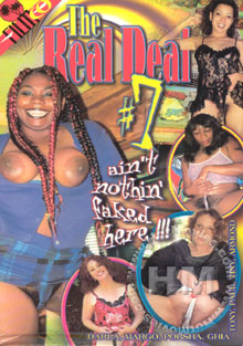 The Real Deal #7 Box Cover