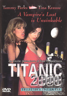 Titanic 2000 Box Cover