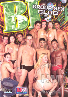 Bi Group Sex Club 2 Box Cover