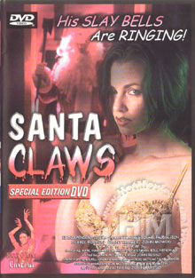 Santa Claws Box Cover