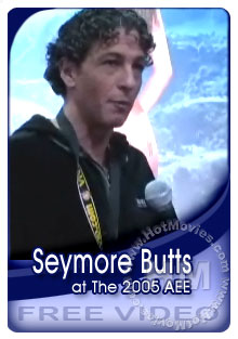 Seymore Butts Interview At The 2005 Adult Entertainment Expo Box Cover