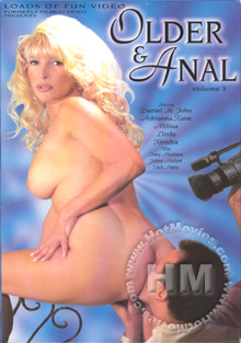 Older & Anal #3 Box Cover - Login to see Back