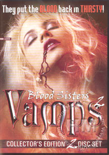 Vamps 2 - Blood Sisters Box Cover