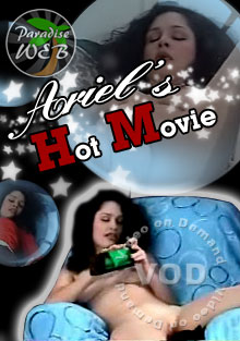 Ariel's Hot Movie Box Cover