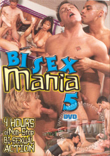 Bi Sex Mania 5 Box Cover