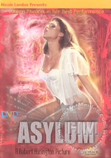 Asylum Box Cover